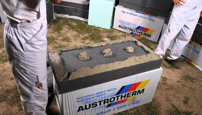 Austrotherm GRAFIT és GRAFIT REFLEX