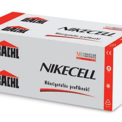 BACHL Nikecell EPS 30 hőszigetelés