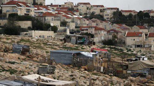 Izrael közel ötszáz telepeslakás építését hagyta jóvá