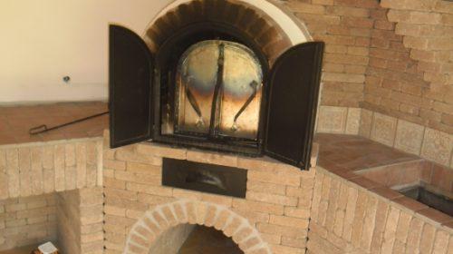 Leier Patio térkő és falazókő tűzhely