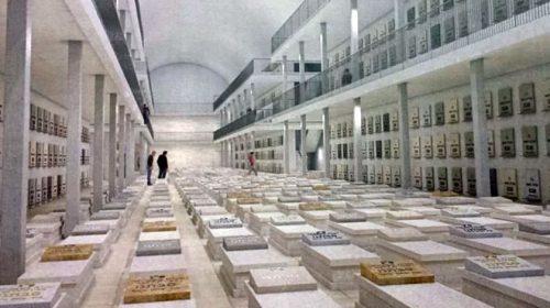 Hatalmas barlangtemetőt építenek Jeruzsálemben