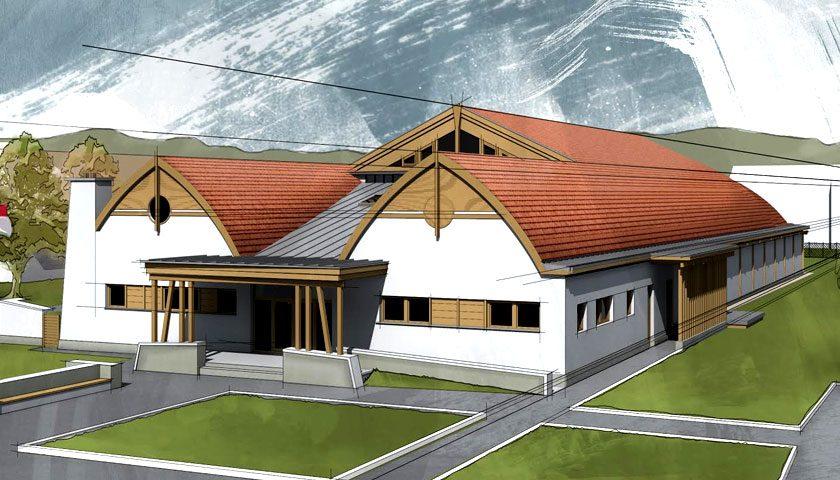 Megkezdődött Dunakeszi első uszodájának építése