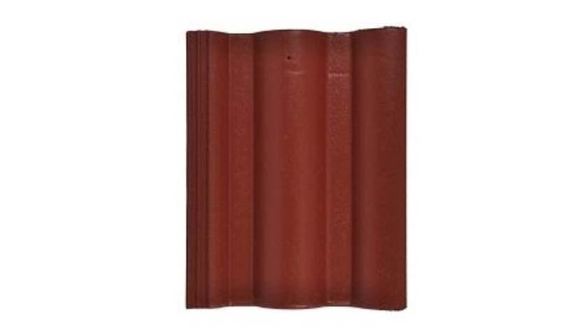 Leier Lux tetőcserép vörös