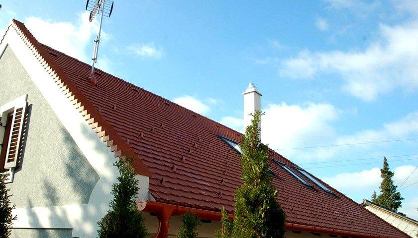 A magas tetők jellemzői