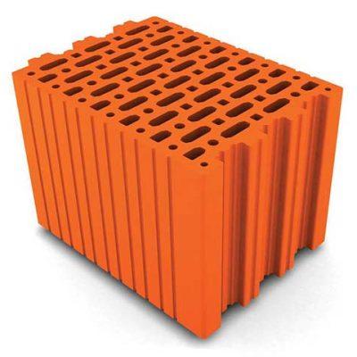Porotherm 25 AKU Z hangátló tégla