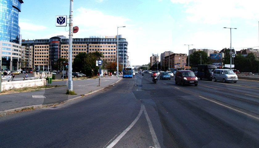 Jövő héten elkezdődik a Róbert Károly körút felújítása