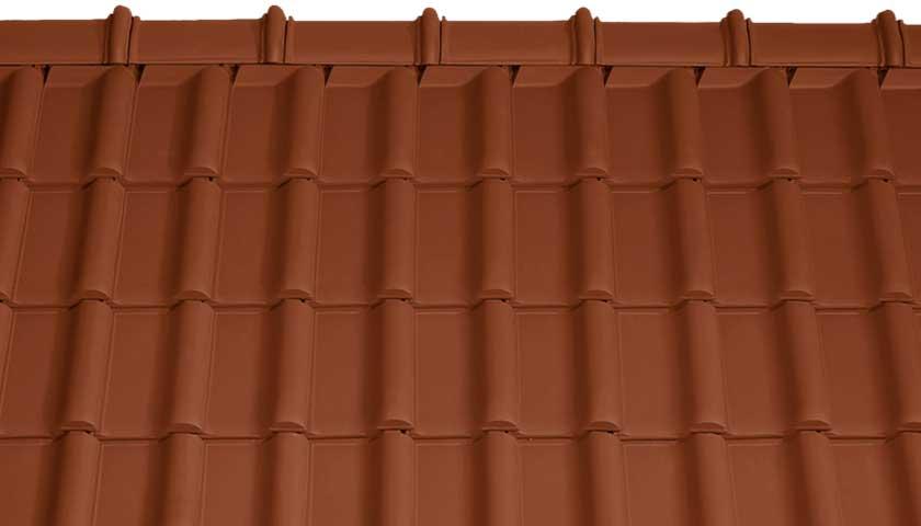 Tondach Rumba Rézbarna tető