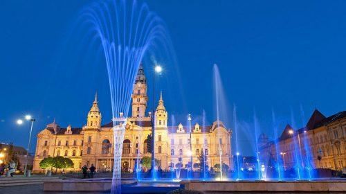Együttműködési központot építenek Győrben