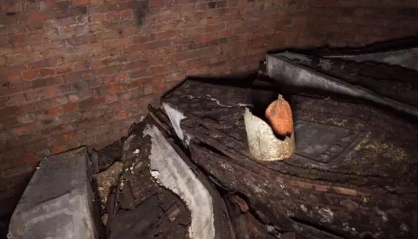 Több érsek maradványait őrzi a londoni kripta