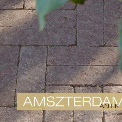 Amszterdam térkő