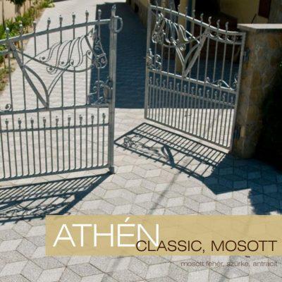 Athén térkő