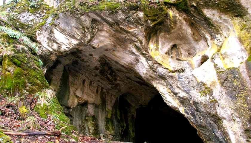 Barlanglakások, ahol az ősemberek éltek