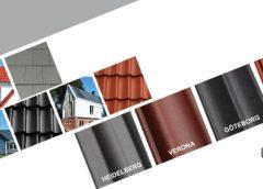 CREATON beton tetőfedő anyagok most bevezető áron!