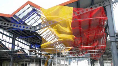 A román építőipari termelés az első két hónapban csökkent