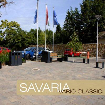 Savaria Vario Classic térkő