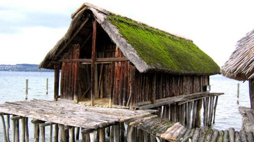 Cölöpházak az őskorban