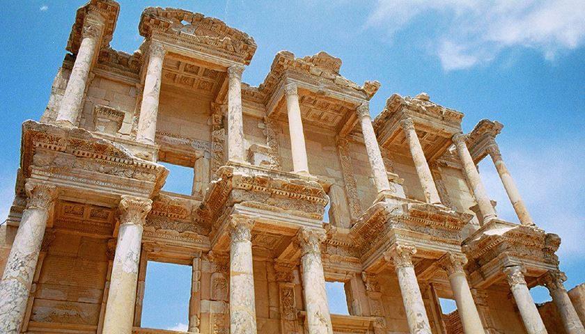 A görög dór oszloprend