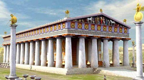 Építőanyagok az ókori görög építészetben