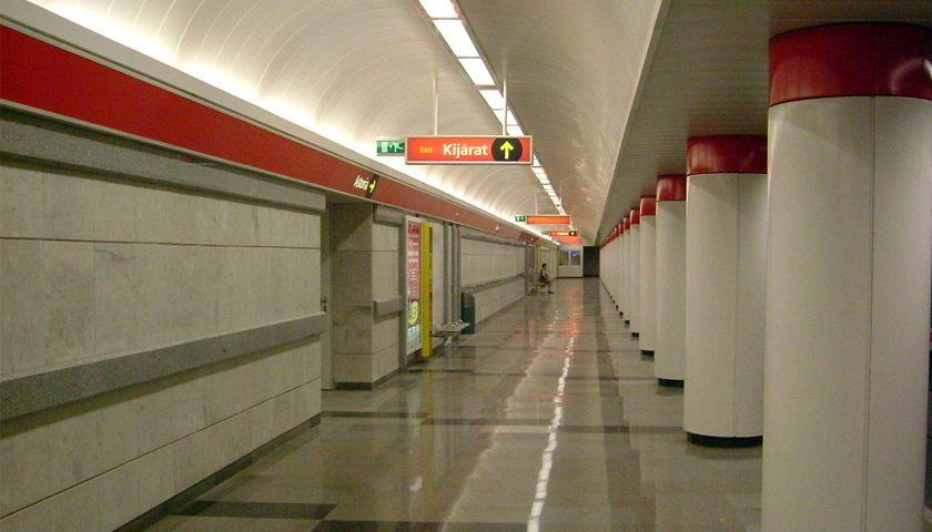 Május közepétől használható ismét a Kossuth téri metróállomás