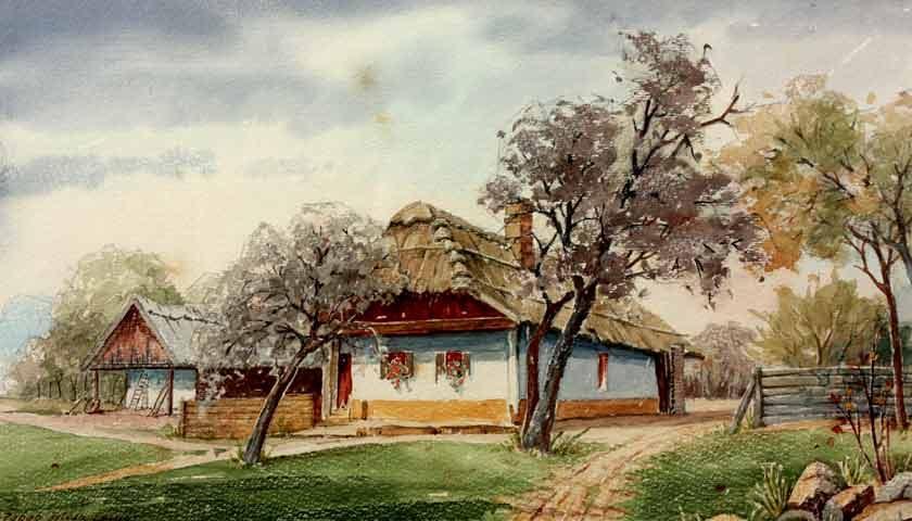 A magyar népi építészet