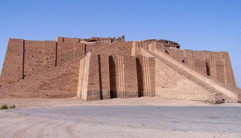 A mezopotámiai Vörös templom