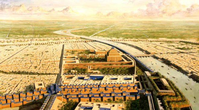 Az ókori kelet építészete