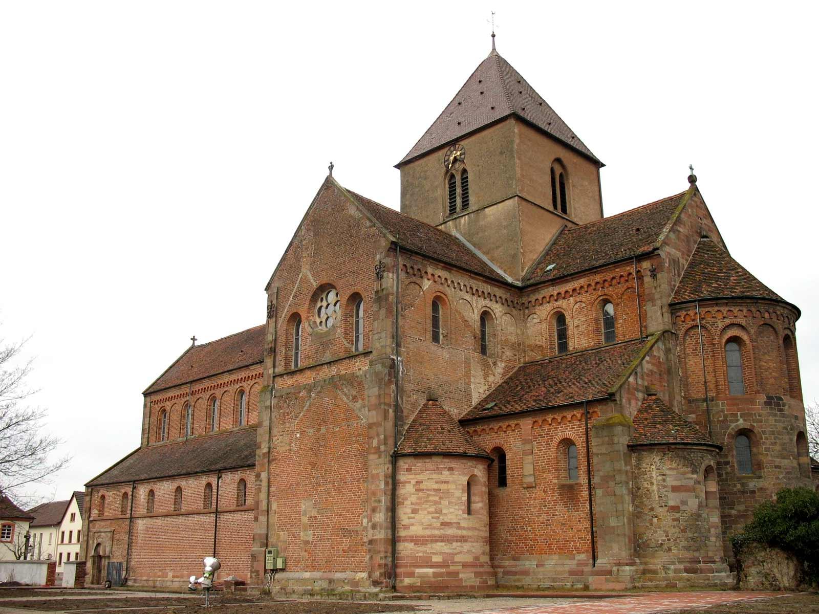 Románkori templom
