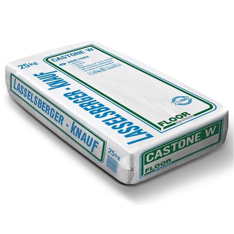 Lb-Knauf Castone műkő fehér 25 kg-os zsák