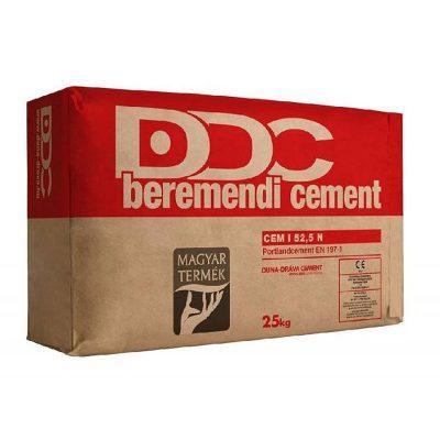 Beremendi Portlandcement EN 197-1 CEM I 52,5 N