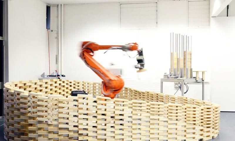 Építőipar és a robotok
