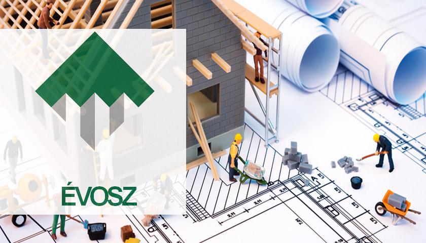 Kiszámíthatóbb feltételeket javasol az építési vállalkozók szövetsége az ágazatban