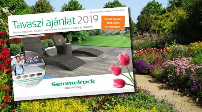 Semmelrock akció 2019 tavasz